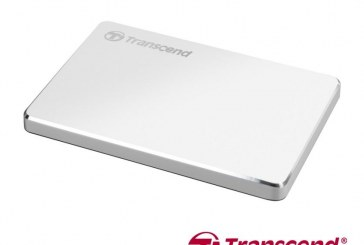 The Transcend StoreJet 25C3S Ultra Slim Drive Revealed!