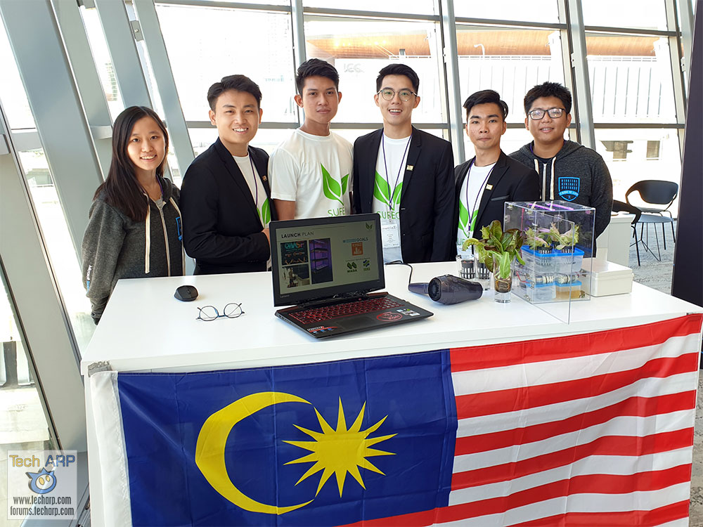 SUFECS - Imagine Cup Asia 2019 Innovation Highlight