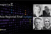 The Five 2019 Imagine Cup Asia Judges Revealed!