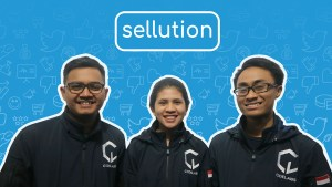 2019 Imagine Cup - CodeSell from Indonesia
