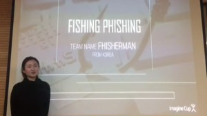 2019 Imagine Cup - Fisherman from Korea
