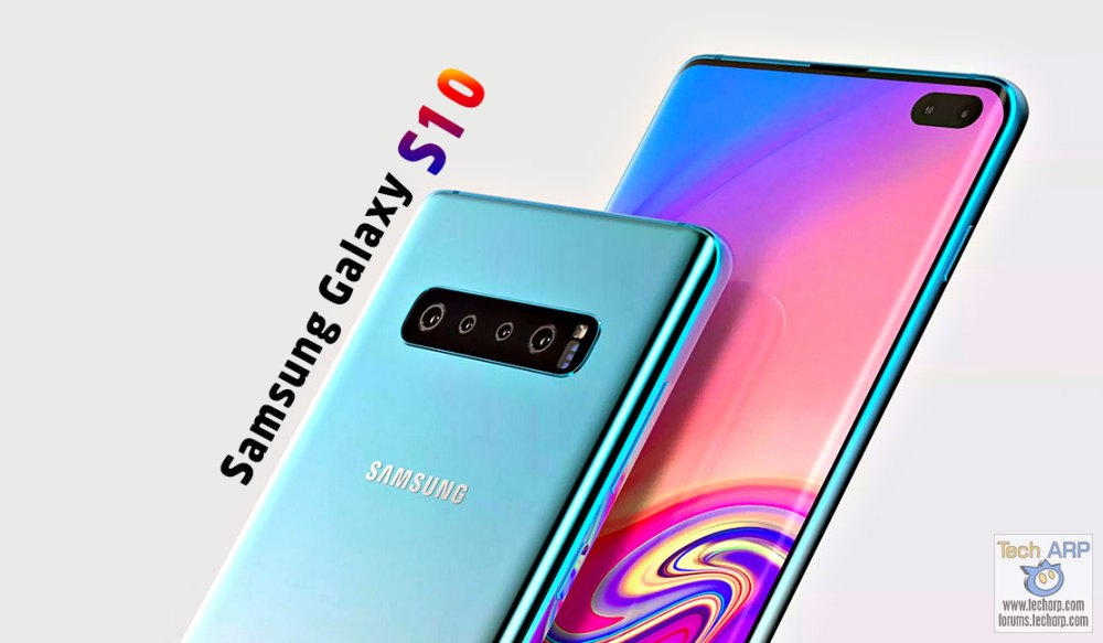 Samsung Galaxy S10 - Everything LEAKED So Far!