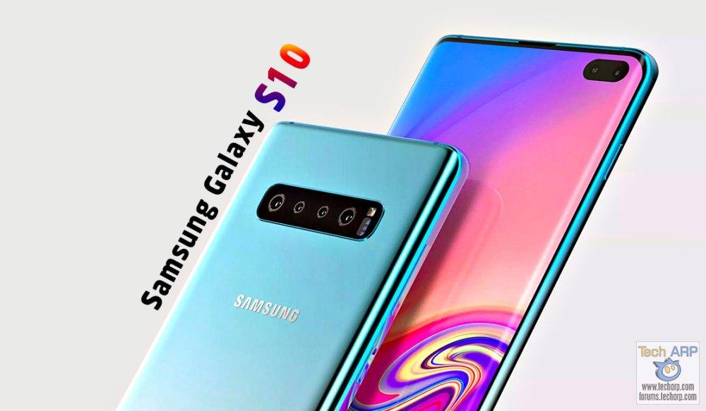 Samsung Galaxy S10 - Everything LEAKED So Far!