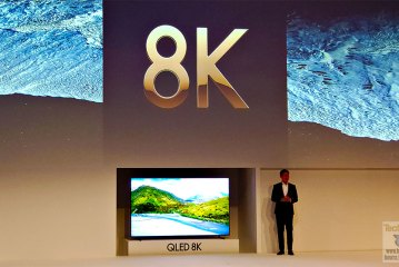 2019 Samsung Forum - QLED 8K + 4K TVs, iTunes & More!