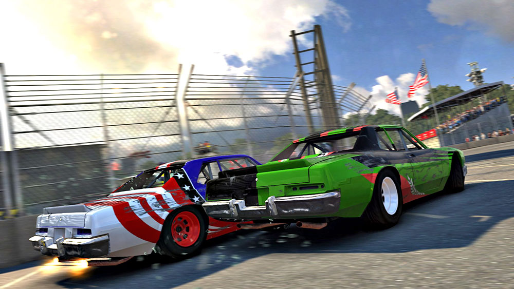 GRID 2 Demolition Derby Pack sample