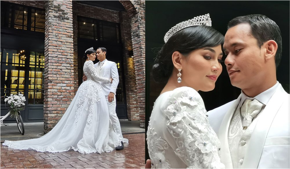 Celebrities Leak Wedding Photos Taken By HUAWEI P30!