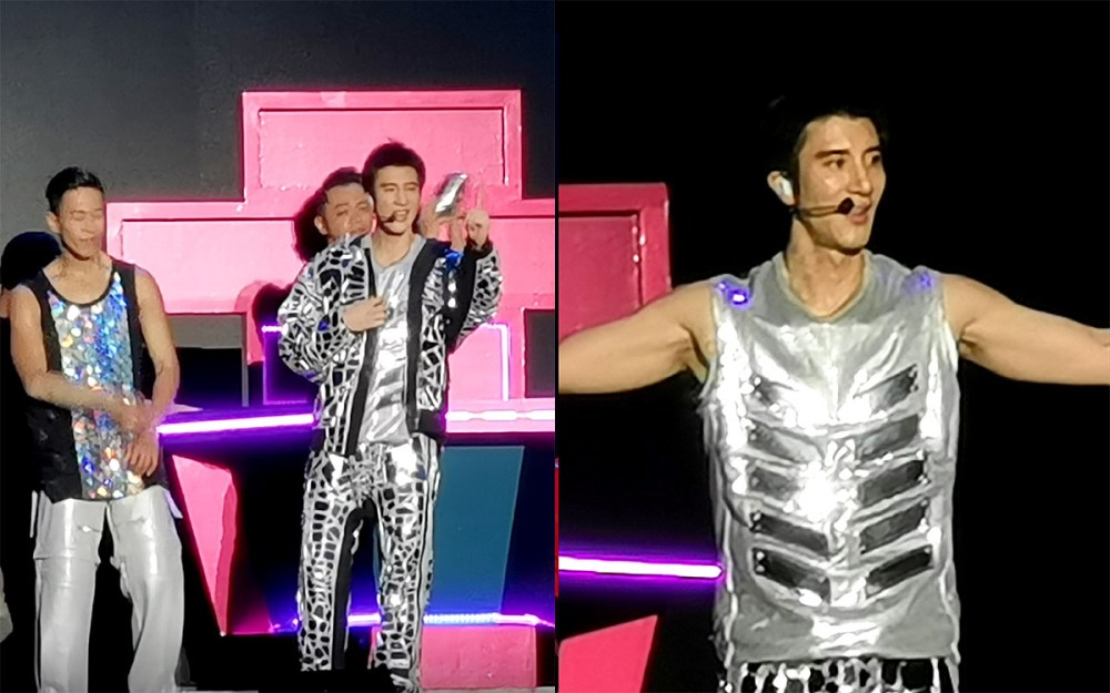 HUAWEI P30 Super Zoom Photos Of Wang Lee Hom!