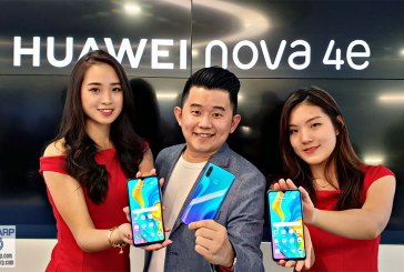 The HUAWEI nova 4e with 32 MP Selfie Camera Revealed!