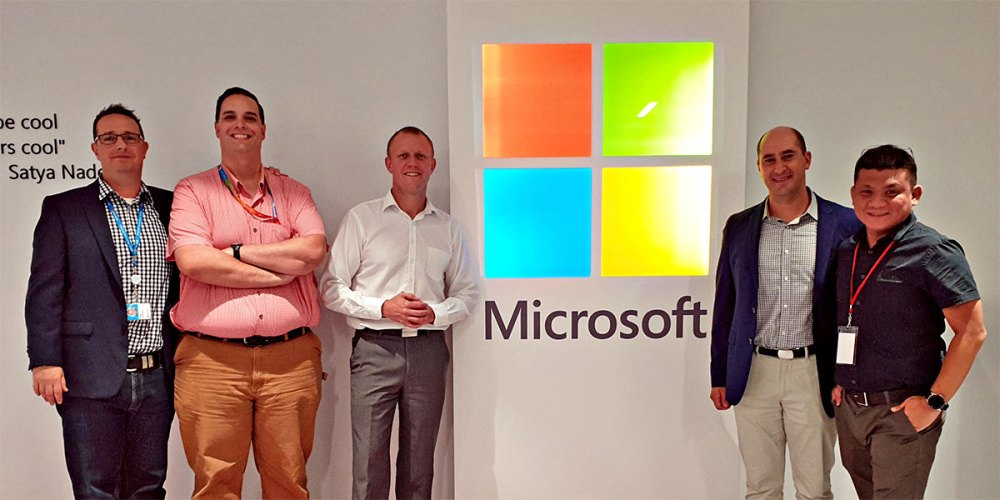 Microsoft Technology Centre Sydney Tour!