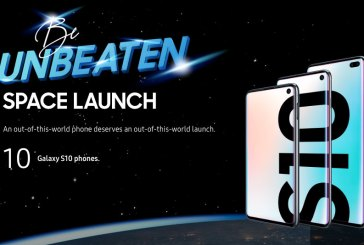 Samsung Galaxy S10 Space Launch + Contest Winners!