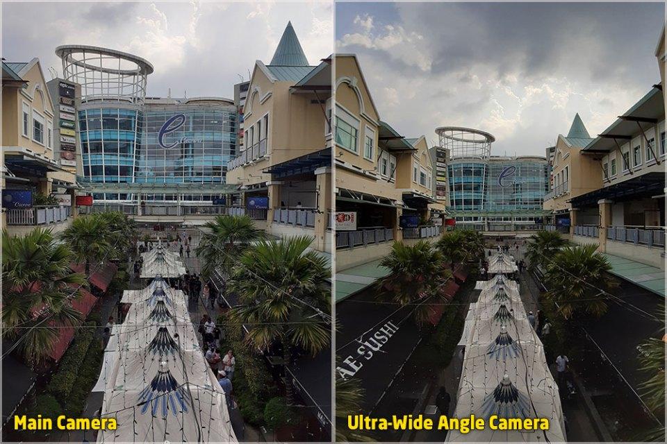 Samsung Galaxy M20 photo comparison 02
