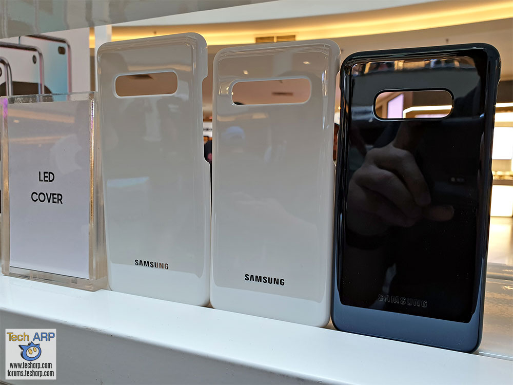 Samsung Galaxy S10 LED Cover