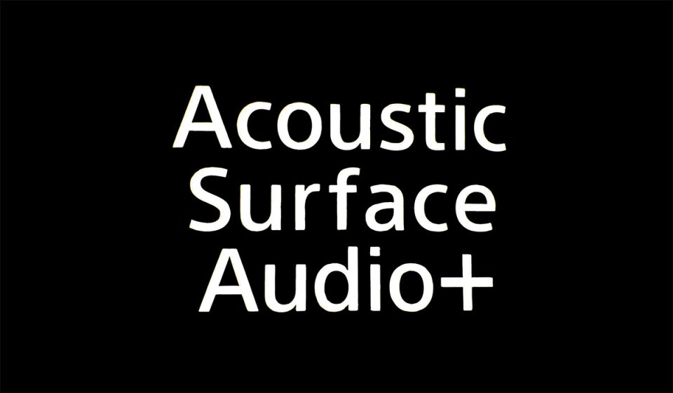 Sony Acoustic Surface Audio+ Explained + Demonstrated!