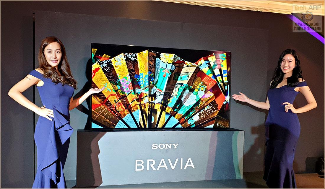 The 2019 Sony BRAVIA OLED + LED TV Line-Up Revealed! - Tech ARP