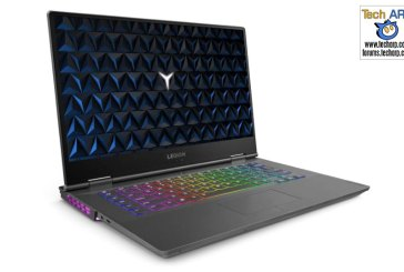 The 2019 Lenovo Legion Y740 - A Gaming Work Of Art!