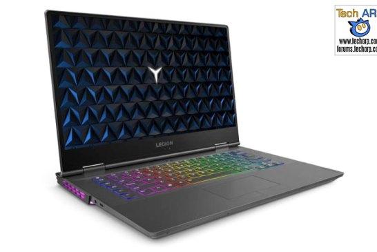 The 2019 Lenovo Legion Y740 - A Gaming Work Of Art!