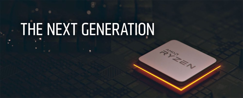 AMD Ryzen Gen 3 teaser