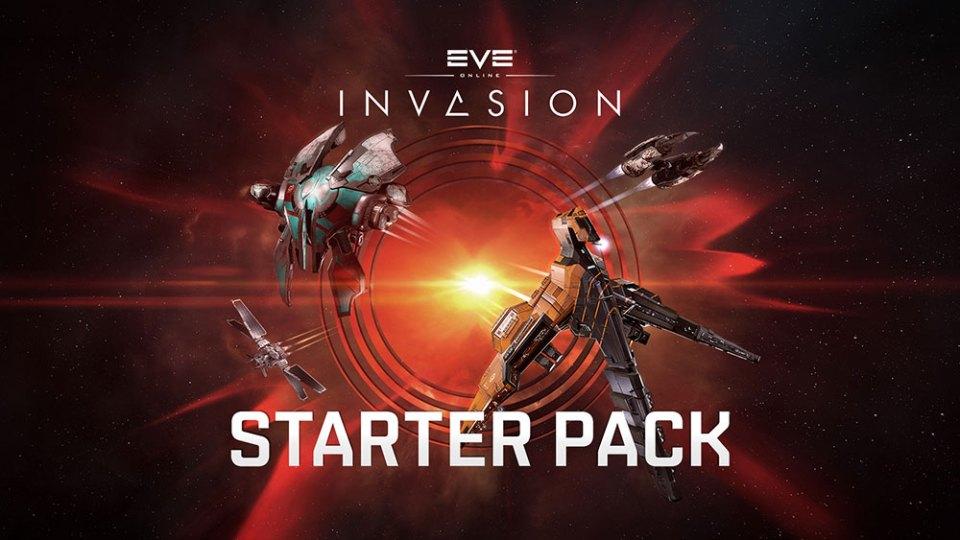 EVE Online Invasion Starter Pack - Get It For FREE!