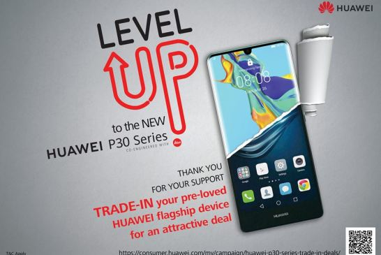 The 2019 HUAWEI Level Up Programme Details + Guidelines!
