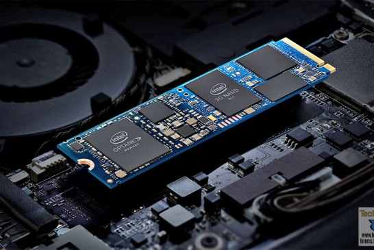 Intel Optane Memory H10 With QLC 3D NAND Revealed!