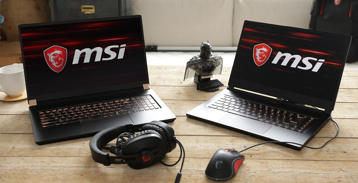 The 2019 MSI GS75 + GS65 Stealth Laptops Revealed! | Tech ARP