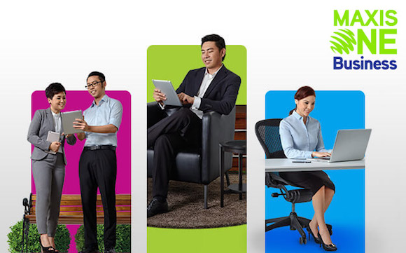 Maxis ONEBusiness Voice
