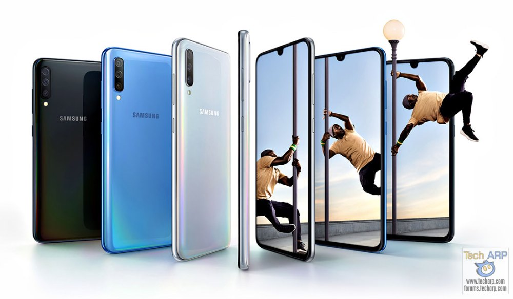 Samsung Galaxy A70 With Dual 32 MP Cameras Revealed!