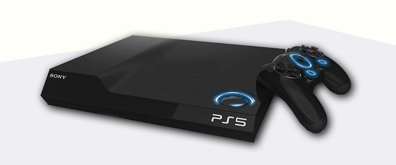 A Sneak Peek At The Sony PlayStation 5 Console!