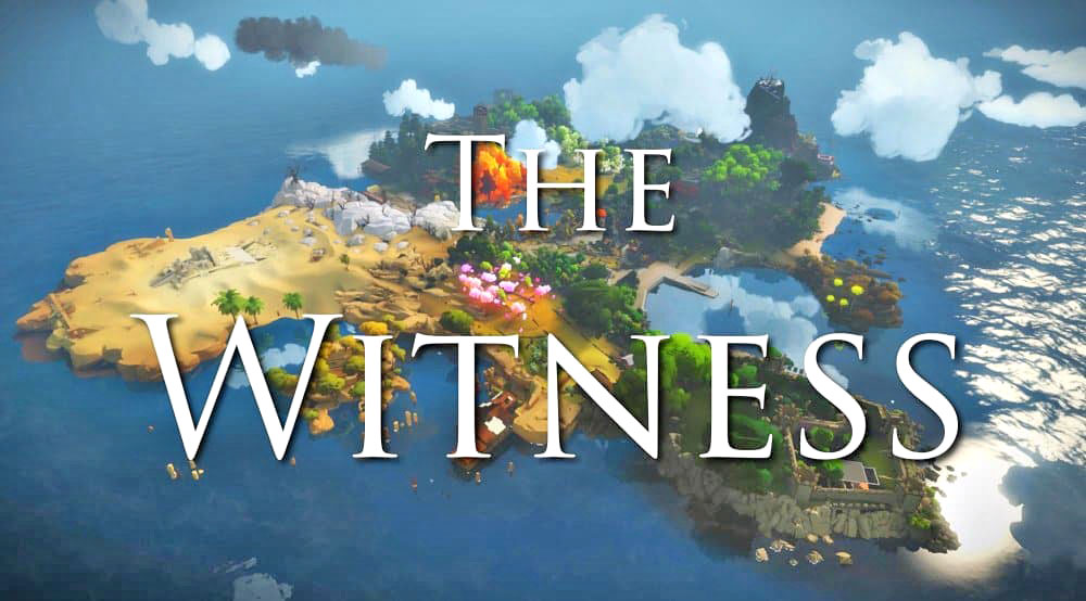 The Witness Is FREE For A Limited Time!