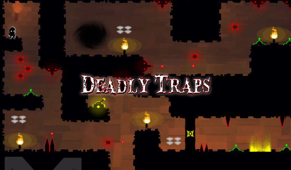 Deadly Traps Premium - Get This Platform Game FREE!