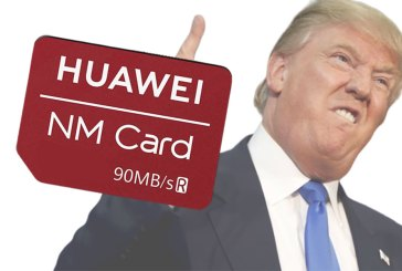 HUAWEI Outsmarts SD + microSD Ban With NM Card! 2.0