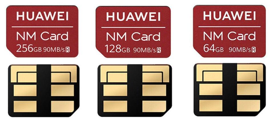 HUAWEI NM cards