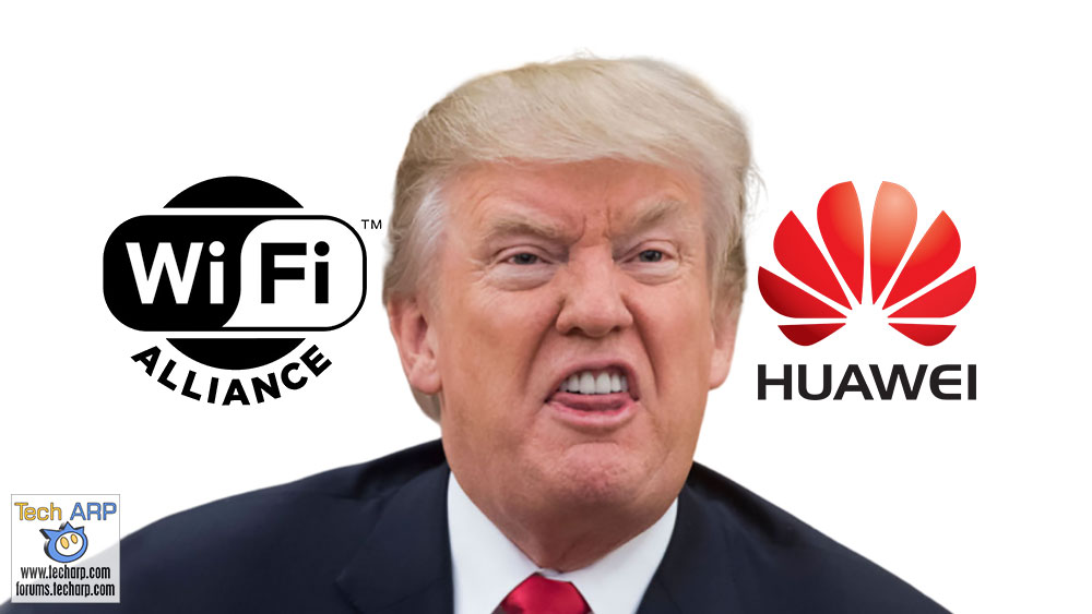 The HUAWEI Wi-Fi Alliance Suspension Clarified!