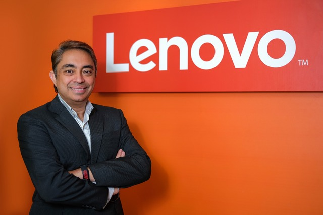 Lenovo Malaysia new General Manager Varinderjit Singh