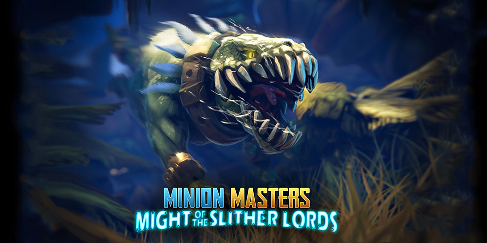 Minion Masters + Might of the Slither Lords : Get Them FREE!
