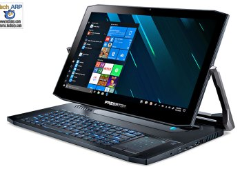 The 2019 Acer Predator Triton 900 Gaming Monster Preview!