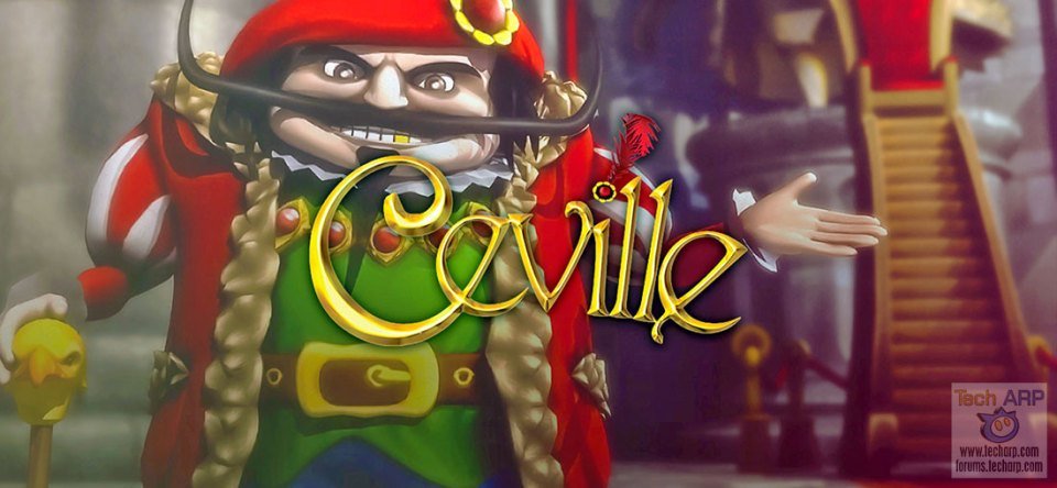 Ceville - Get This Comedic Adventure Game For FREE!