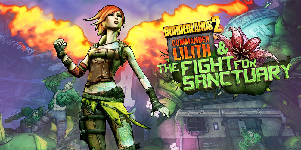 Commander Lilith : How To Get This DLC For FREE!