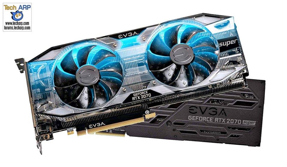 EVGA GeForce RTX 2070 Super XC Sneak Peek!