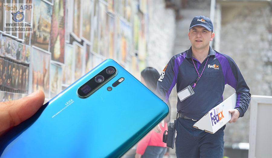 "FedEx Reverses HUAWEI Ban, Calls It ""Operational Error"""