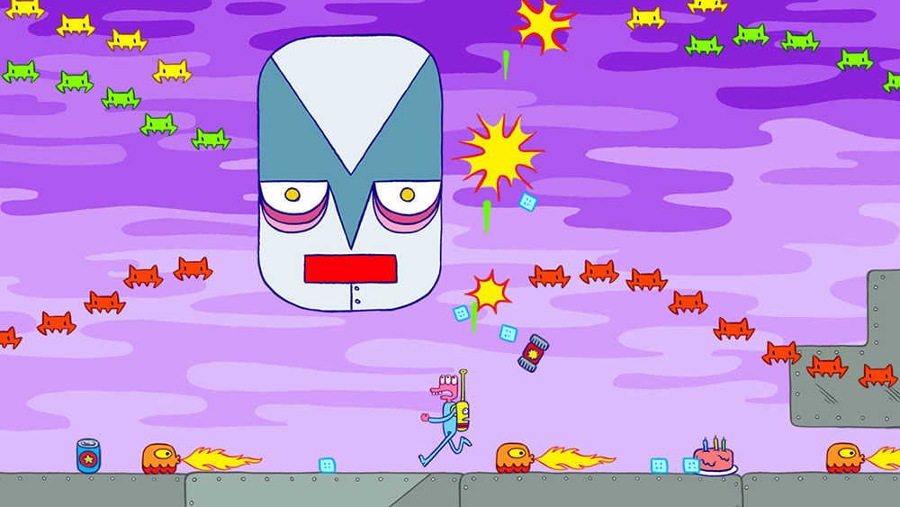 Glorkian Warrior screenshot