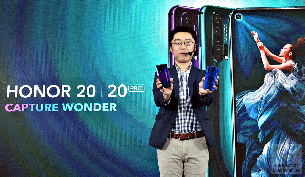 Despite Trump Ban, The HONOR 20 Is Finally Coming!