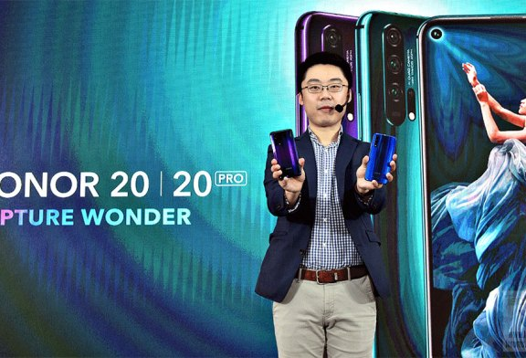 Despite Trump Ban, The HONOR 20 Sells Out In 3 Hours!