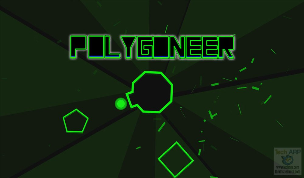 Polygoneer - Get This Highly-Rated Arcade Game For FREE!