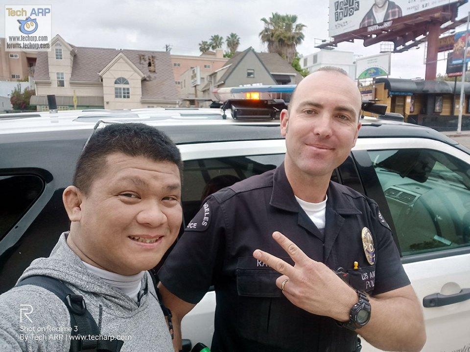 Realme 3 Los Angeles selfies 01