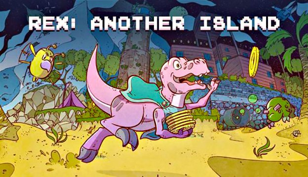 Rex Another Island - Get This Platform Game For FREE!