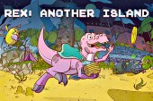 Rex : Another Island - Get This Platform Game For FREE!
