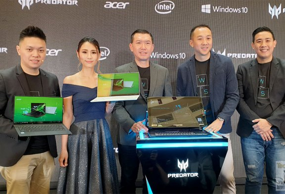The 2019 Acer Predator + Nitro Gaming Laptops Revealed!