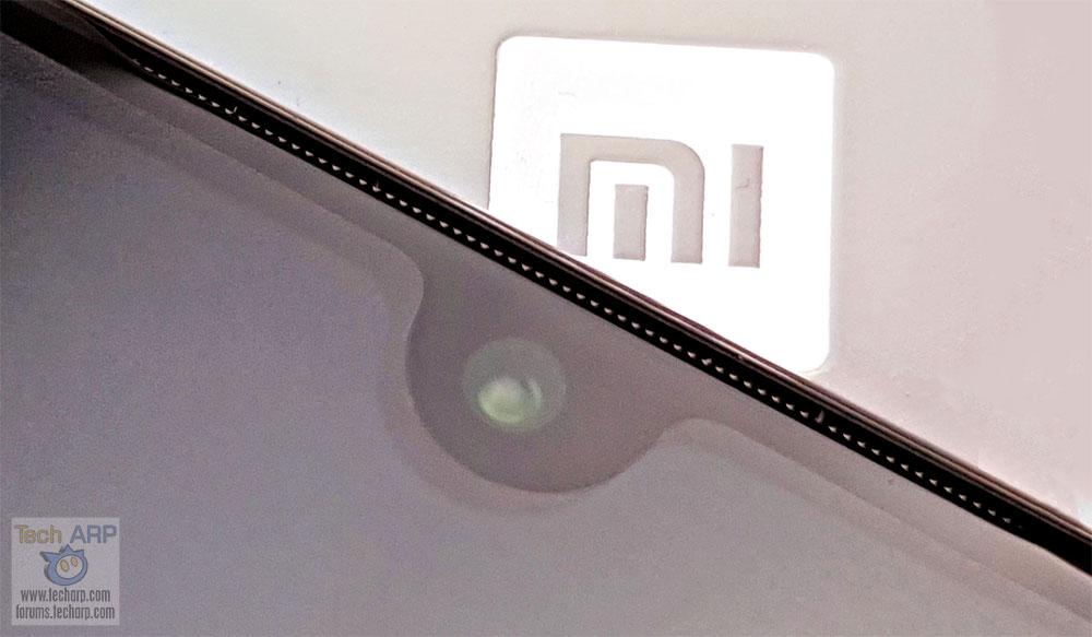 Xiaomi Mi 9 front camera