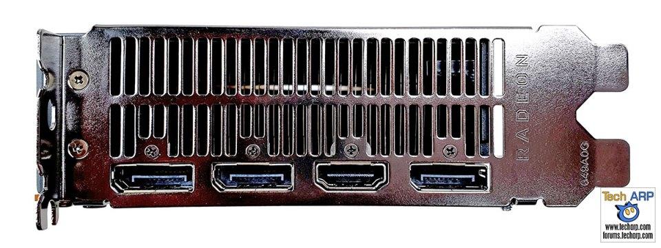AMD Radeon RX 5700 ports